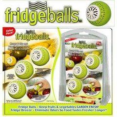 Bile pentru prospetime in frigider Fridge Balls