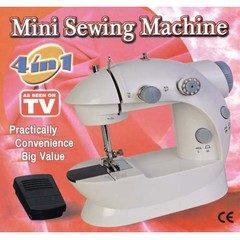 Masina de cusut 4 in 1 Mini Sewing Machine HY-201