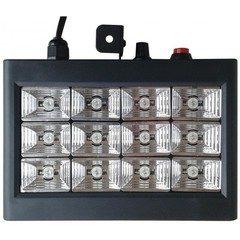 Stroboscop disco Led Room Strobe 12 LED-uri jocuri de lumini