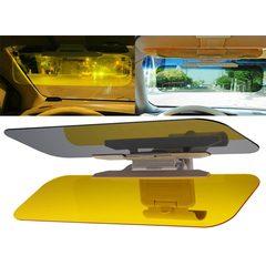 Parasolar auto parbriz HD Vision Visor 2 in 1