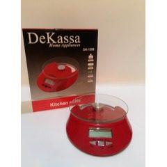 Cantar de bucatarie Dekassa DK-1288 cu afisaj digital