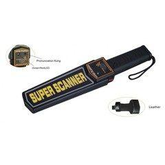 Detector de metale corporal portabil Super Scanner MD-3003B1