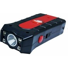 Dispozitiv electrosoc cu putere ridicata si lanterna LED
