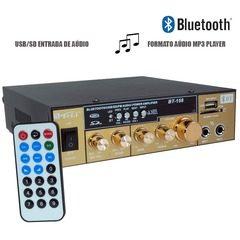 Amplificator audio cu Bluetooth de putere TeLi BT-158