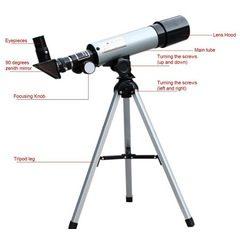 Telescop astronomic pentru amatori si incepatori F36050