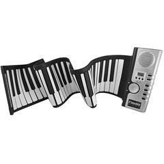 Orga flexibila cu claviatura Roll-Up 61 clape incluse