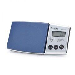 Cantar electronic de bijuterii Diamond 500 grame cu diviziune 0.1g