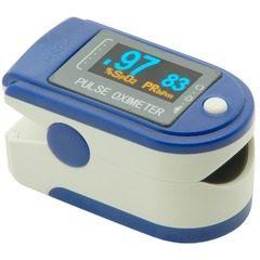 Pulsoximetru Contec CMS50D de deget pentru adulti si copii Puls-oximetru cu pletismograma