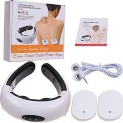 Aparat de masaj cu electrostimulare Cervical Vertebra SH-208