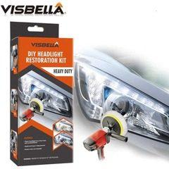 Kit auto Visbella complet pentru restaurare polisare faruri