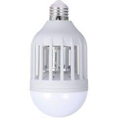 Bec LED antiinsecte cu lampa UV si capcana pentru tantari ZappLight LED 60W