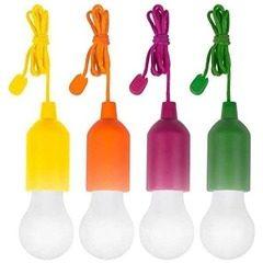 Set 4 lampi portabile LED Handy Lux Colors M13485