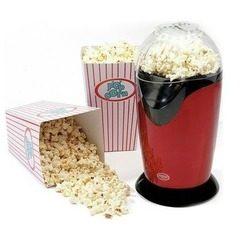 Aparat pentru preparat popcorn 1200W Sokany RH288