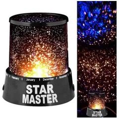 Lampa veghe Star Master cu proiectie stele