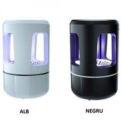 Lampa UV antiinsecte Mosquito Killer alimentat prin USB Nova NV-816