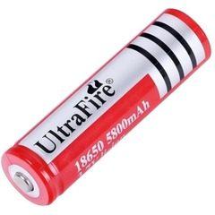 Acumulator UltraFire 18650 5800 mAh 3.7V Li-ion reincarcabil