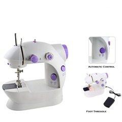 Masina de cusut electrica cu pedala Mini Sewing Machine SM-202A
