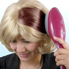 Perie pentru vopsit parul aplicare uniforma si rapida Hair Coloring Brush