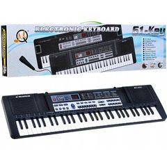Orga electronica 61 clape MQ-829USB cu Boxe,MP3,USB si Microfon