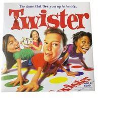 Joc de societate Twister pentru copii si adulti