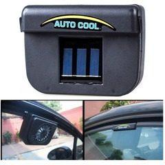 Ventilator auto cu alimentare solara Auto Cool
