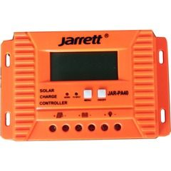 Controller pentru panou solar 40 A Jarrett, cu display grafic LCD