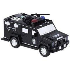 Masinuta tip pusculita electronica cu cifru si amprenta,Cash Truck