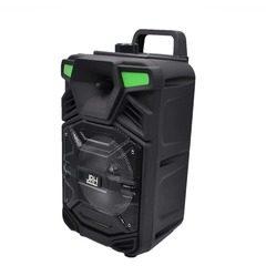 Boxa activa portabila JRH A64 cu Bluetooth, 200 Watt