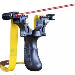 Prastie profesionala cu laser si boloboc incorporat, pentru vanatoare