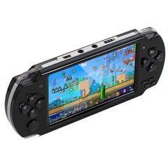 Consola video portabila cu jocuri incluse, MP3, camera si ecran 4.3 inch, Eony A-7288
