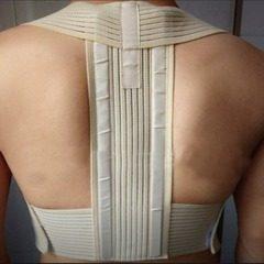Corset tip suport lombar pentru indreptarea spatelui, Posture Sport Dr Levine