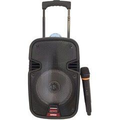 Boxa activa portabila tip troler Temeisheng A8-8-01 cu microfon